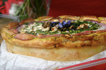 Salmon Cheese Pie